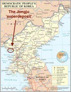"""Corea del Nord, una prospettiva nuova: la """"Penisola del Tesoro""""?"""