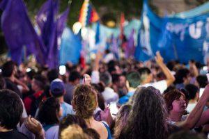 Decenas de miles pidieron respeto al estado de derecho en Argentina