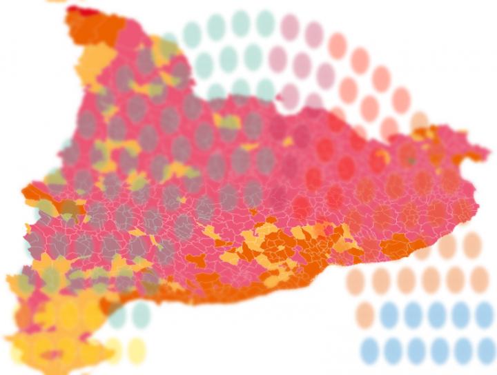 Αναταράξεις στην Καταλονία: ένας γάμος και πολλές κηδείες