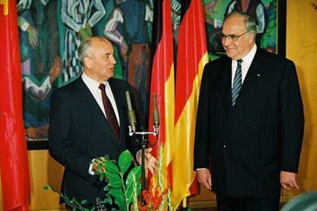 Gorbachev Was Promised No NATO Expansion