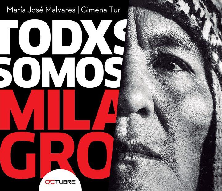 """""""Todos Somos Milagro"""",  la campaña se convierte en un libro"""
