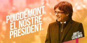 Catalogna, revocato il mandato d'arresto per il presidente Puidgemont: ora la campagna elettorale