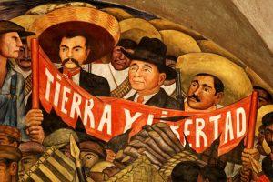 Die Revolution Lenins und ein Brief aus Mexiko