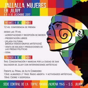 ¡Jallalla Mujeres! – Asamblea en Jujuy