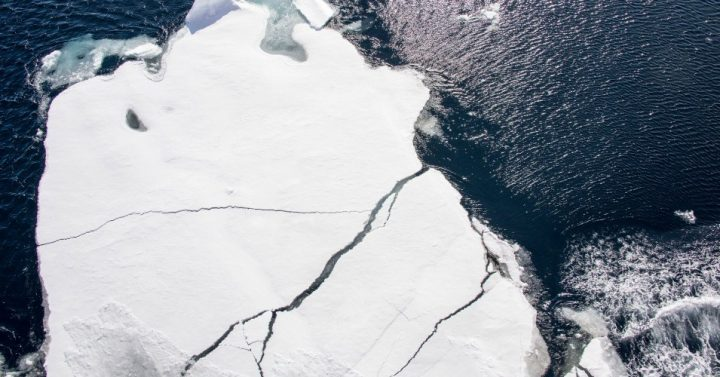 Let it Go: The Arctic will Never be Frozen Again