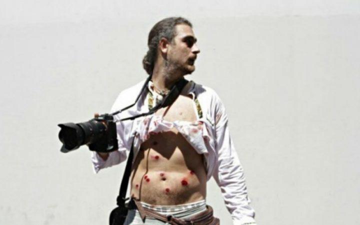 """""""Los trabajadores de prensa son asimilados a `objetivos a reprimir´ por parte de las fuerzas de seguridad"""""""