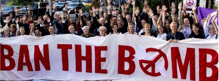 Nobel per la Pace a ICAN