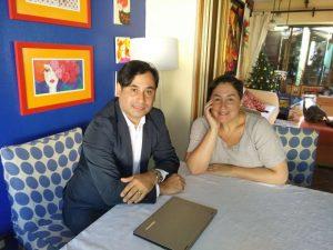"""Beatriz Sánchez: sobre cómo rozó la Presidencia de Chile tras la campaña """"Chilezuela"""" de Piñera"""