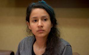 """Hija de Berta Cáceres relata la crisis política que vive Honduras: """"El gobierno se encuentra plagado de injusticia, de impunidad"""""""