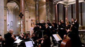 Concerto della Cappella Musicale Costantina nel carcere di Rebibbia