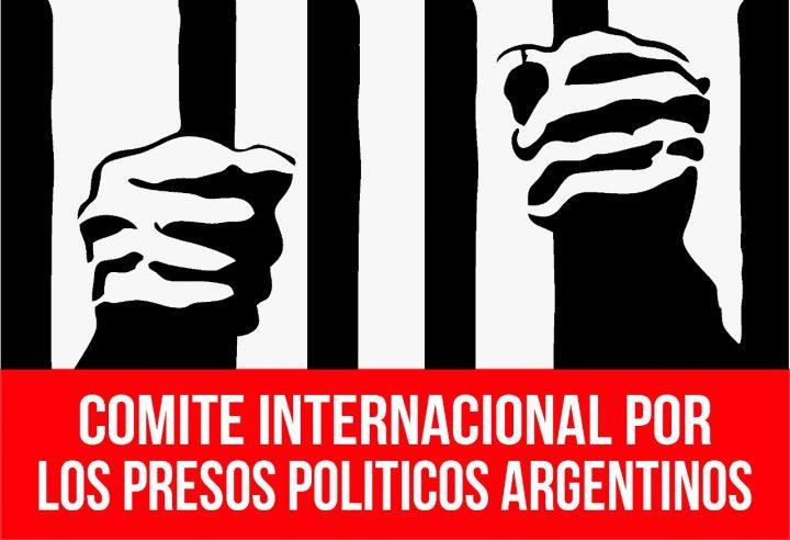 Se crea Comité Internacional por la Libertad de los Presos Políticos en Argentina