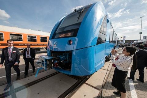 Inaugurato in Germania il primo treno a idrogeno