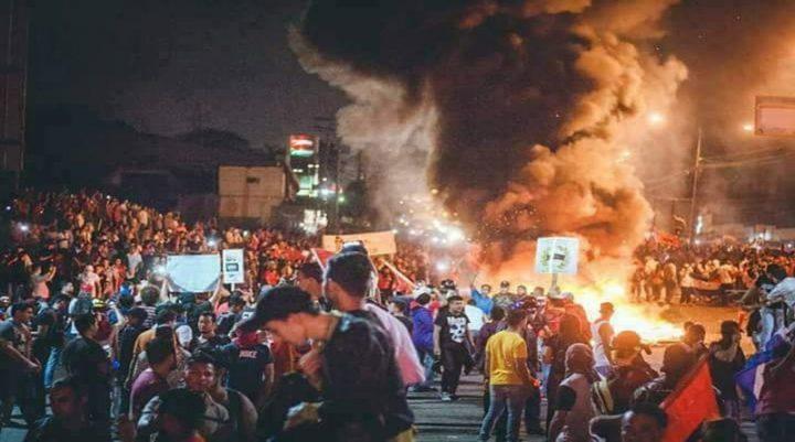 L'Honduras sull'orlo della guerra civile