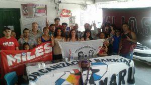 Se presentó el Foro por la Democracia y la Libertad de lxs Presxs Políticxs en Salta