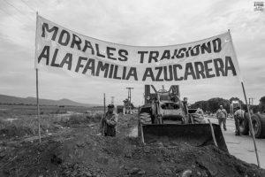 Jujuy: reprimen a trabajadores azucareros y van presos al Alto Comedero