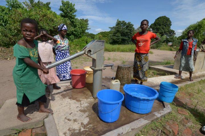 Niger: non mitraglie, ma pompe d'acqua