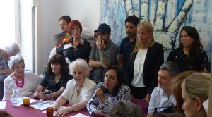 Las Abuelas de Plaza de Mayo anuncian el encuentro de la nieta 127