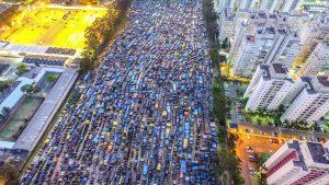 """""""Άνθρωποι χωρίς φόβο"""": Μια πελώρια κατάληψη των αστέγων στη Βραζιλία"""