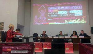 Prima udienza del Tribunale Permanente dei Popoli: da Palermo arriva l'atto di accusa sulla violazione dei diritti dei migranti