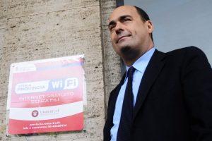 """Zingaretti: """"Salviamo la Casa Internazionale delle Donne, dalla Regione 90 mila euro"""""""