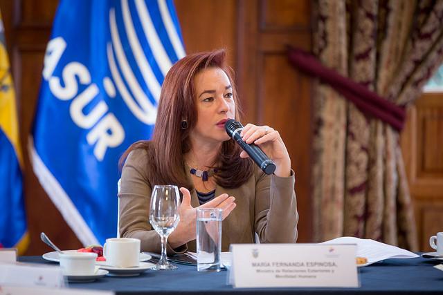 Cancillería del Ecuador: perspectivas para el 2018