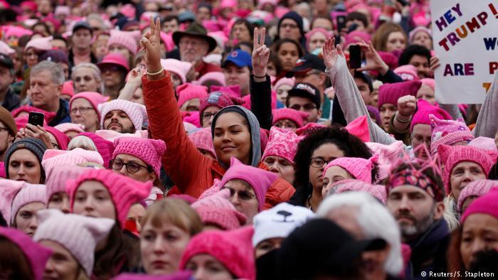 Women's March – Was von der Bewegung geblieben ist