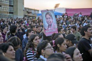 Marichuy: «Somos maestros en resistencia»