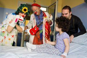 Clownterapia, arriva la prima legge in Italia