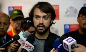 Chile: Jorge Sharp hace política en serio