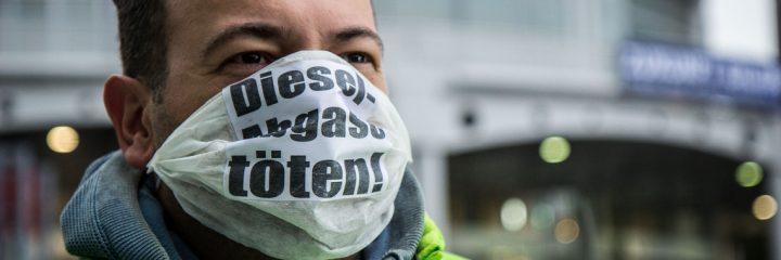 Atmen in Deutschland macht krank! Sagen Sie uns, wo wir messen sollen