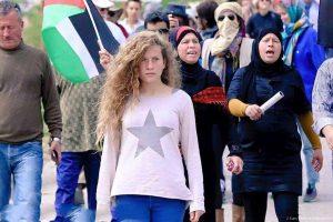 Rilasciare l'attivista palestinese Ahed Tamimi
