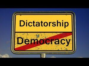 CDU, CSU und SPD beenden offiziell die parlamentarische Demokratie!