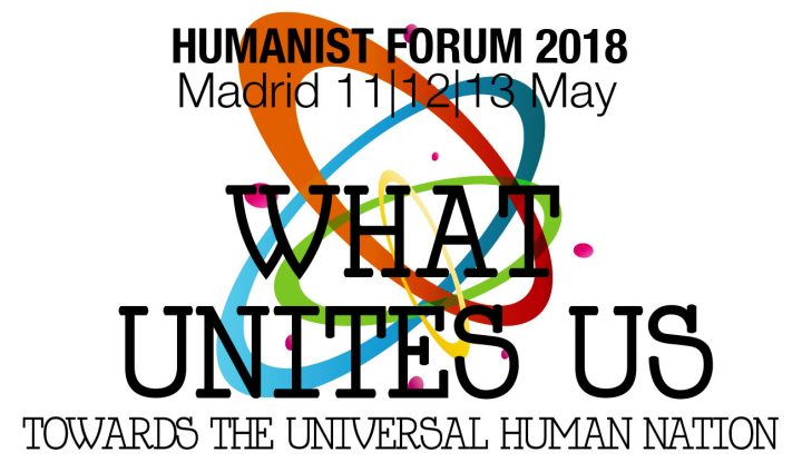 What's behind the European Humanist Forum logo? Solidarity, hope, peace, tolerance and creativity
