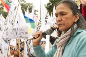 Milagro Sala, da due anni prigioniera politica: tuitazo internacional