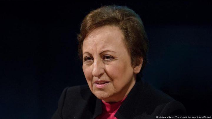"""Iran, Interview mit Shirin Ebadi: """"Die Menschen müssen ihren Forderungen friedlich Nachdruck verleihen"""""""