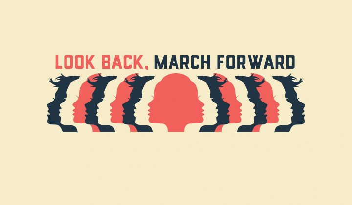 20./21. Januar: Weltweiter Jahrestag des Women's March: Look Back, March Forward