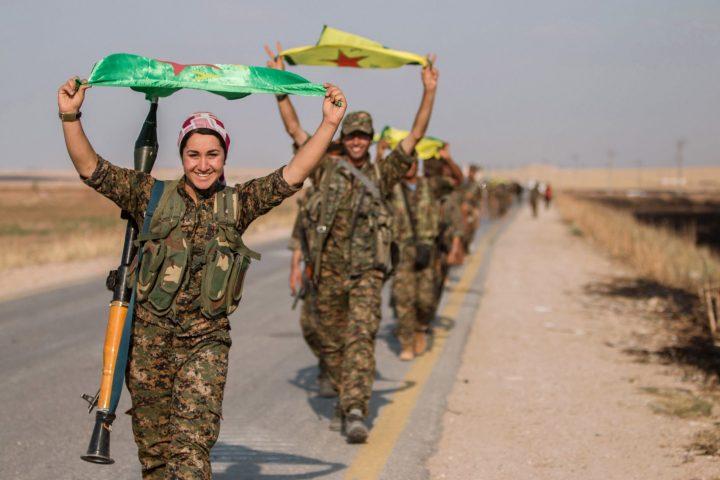Siria, offensiva turca nella regione di Afrin