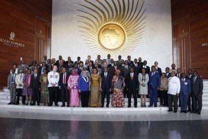 Clausuran en Etiopía cumbre de la Unión Africana