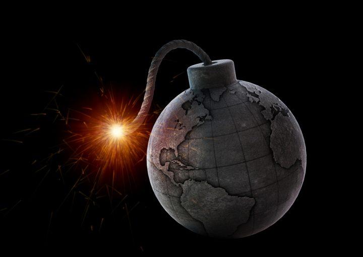 Destrozando el planeta con fines de lucro