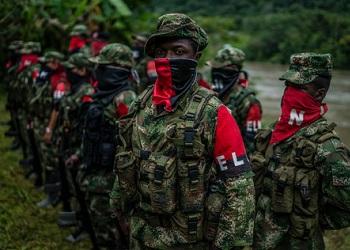Colombia: l'esercio bombarda i guerriglieri dell'ELN, si fermano i negoziati