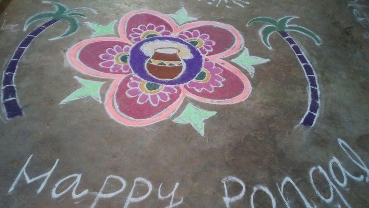 India: la festa è una carezza dell'anima