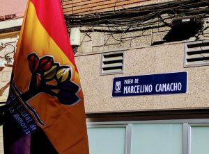 Vecinos de Madrid exigen que una calle lleve el nombre de Marcelino Camacho