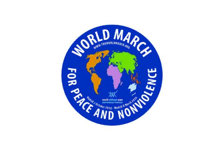 Primeros avances de la 2ª Marcha Mundial por la Paz y la Noviolencia