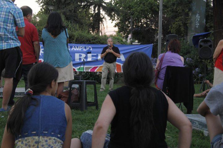 Chile: el Frente Amplio retoma su organización comunal