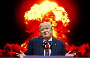 Trump aggrava irresponsabilmente la minaccia delle armi nucleari