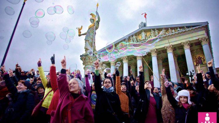 One Billion Rising Vienna  ‐ 14. 2. 2018