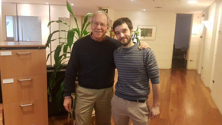 Rencontre entre Hirsch-Bustinduy : pour Podemos ce sera un plaisir de vous accompagner