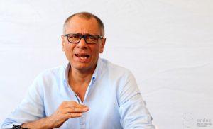 Jorge Glas : « L'Equateur a été remis en gage aux élites »