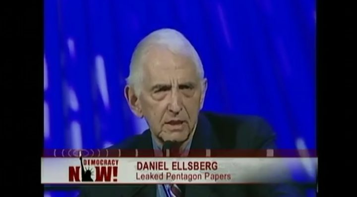 How the Pentagon Papers came to be published by the Beacon Press told by Daniel Ellsberg & others