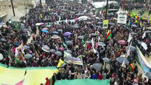 Il dramma di Afrin – L'aggressione della Turchia contro i curdi della Siria